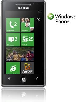 Windows Phone - Microsoft Exchange